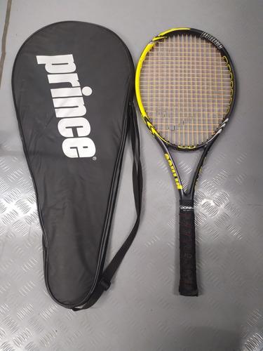 raqueta prince hybrid 100 exo3 power level 900 usada