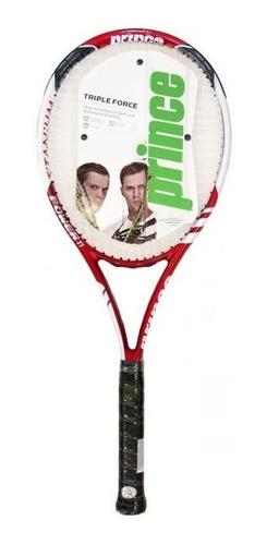 raqueta prince power ti mp red