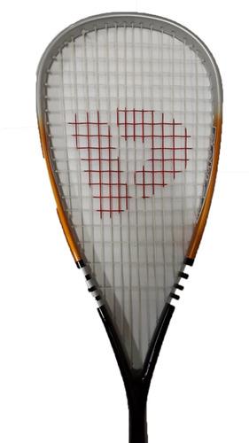 raqueta squash donnay maxxum grafito 100% + regalos - olivos