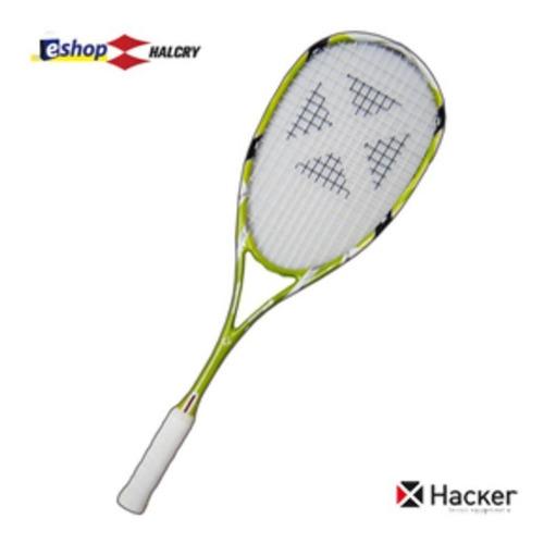 raqueta squash hacker equilibre 125