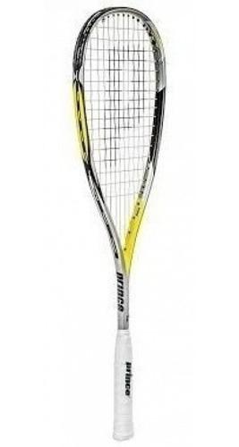 raqueta squash prince tf storm + pelotas