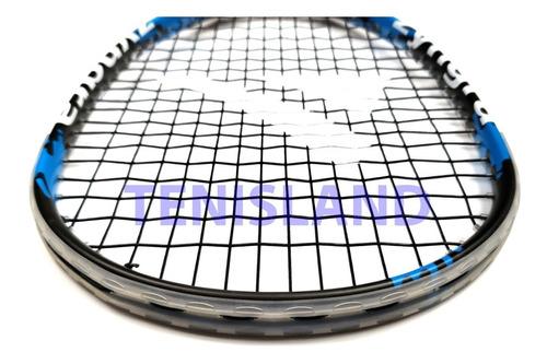 raqueta squash zyngra blue xz 2019 loc. no.1 especialista