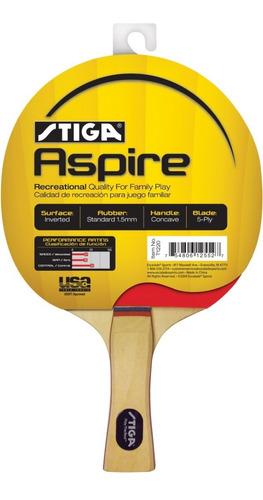 raqueta stiga aspire de ping pong - tenis de mesa