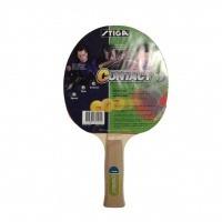 raqueta tenis de mesa contact stiga