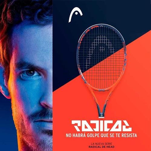 raqueta tenis head graphene touch radical pro andy murray