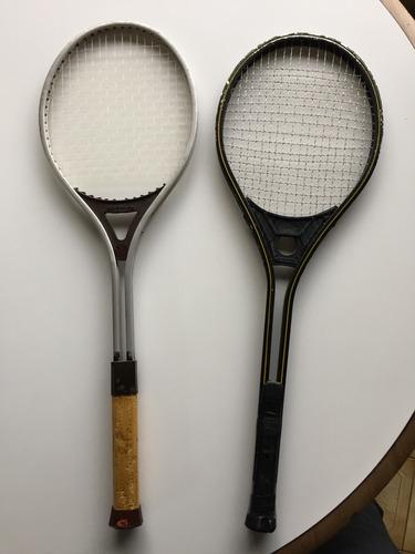 raqueta tenis por