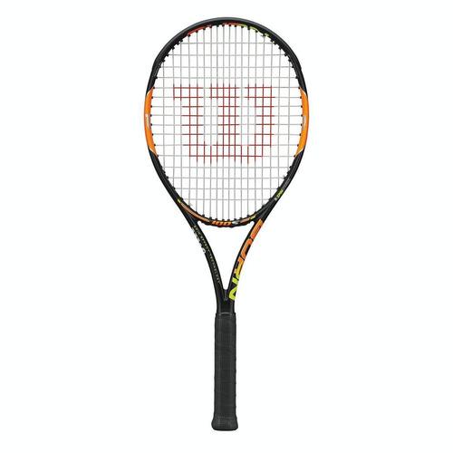 raqueta tenis wilson burn 100 s +encordado gratis