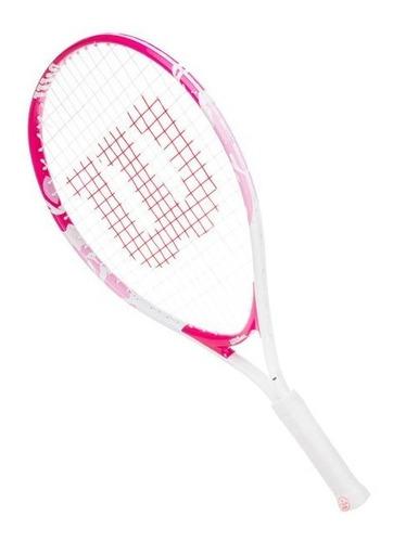 raqueta tenis wilson junior serena 21 (2146) (5-6 años) s+w