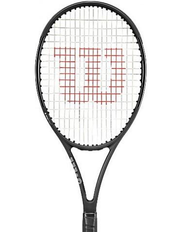 raqueta tenis wilson pro staff 97 ls 2017 + encordado+regalo