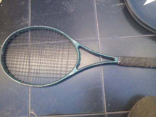 raqueta tennis prince graphite fiberglass comp 90