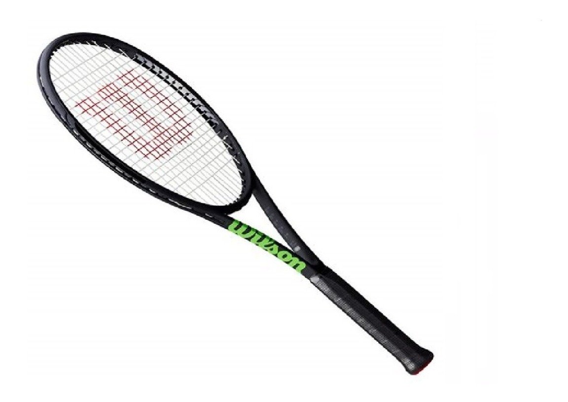 Raqueta Wilson Blade 98 16x19 Black 304 Gr Hectortenis