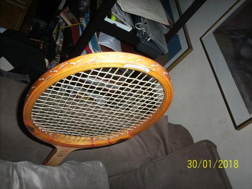 raqueta wilson jimmy connor tournament usada vintaje