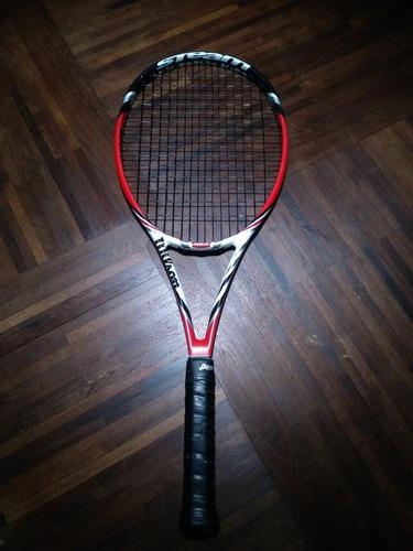 raqueta wilson steam 99s