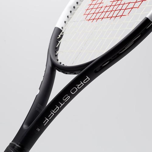 raqueta wilson tenis pro staff junior 26  loc. no.1 arg