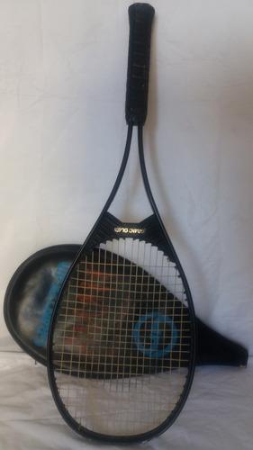 raqueta:gran slam..   con funda