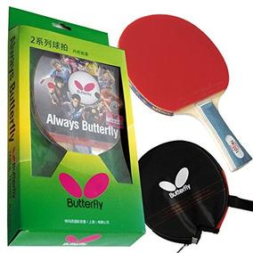 25530a3c0 Raqueta Butterfly 201 Shakehand De Ping Pong - Tenis De Mesa