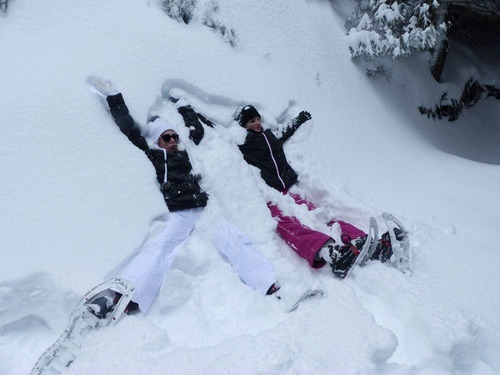 raquetas de nieve tsl (francia)  rando 226 tienda e-nonstop
