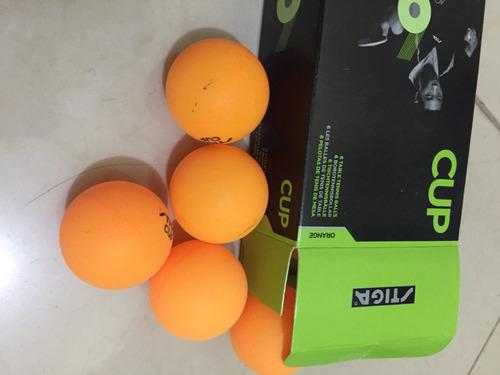 raquetas de ping pong e implementos nuevos