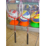 Raqueta De Badminton Mas Plumillas