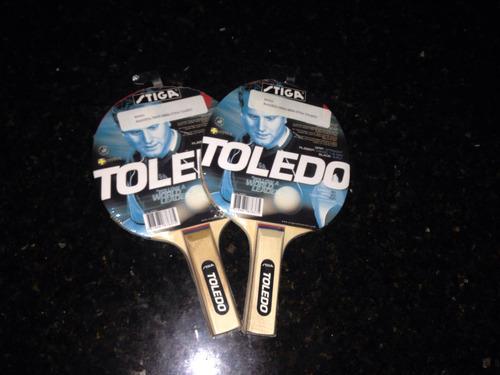raquetas toledo