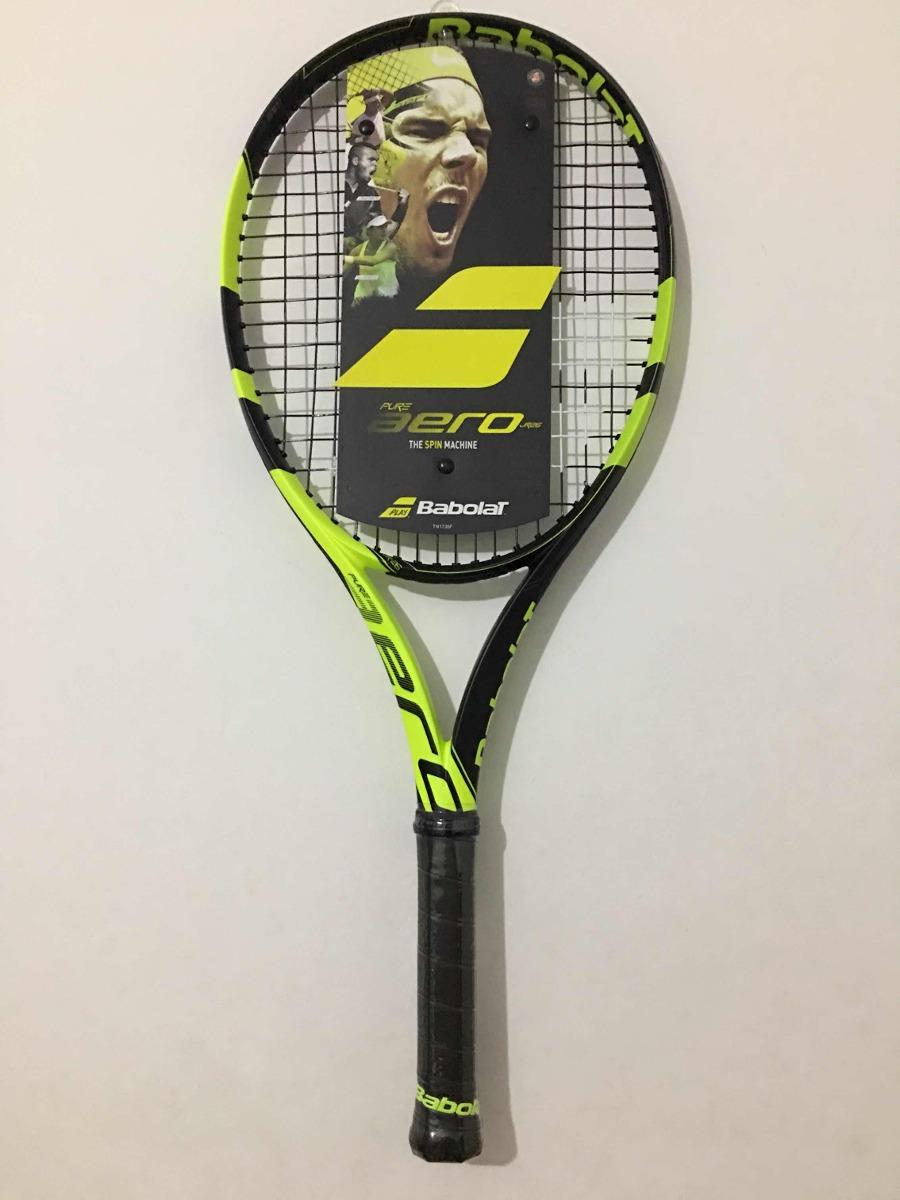 0f374e5a5 raquete babolat infatil new pure aero jr 26 - grafite. Carregando zoom.