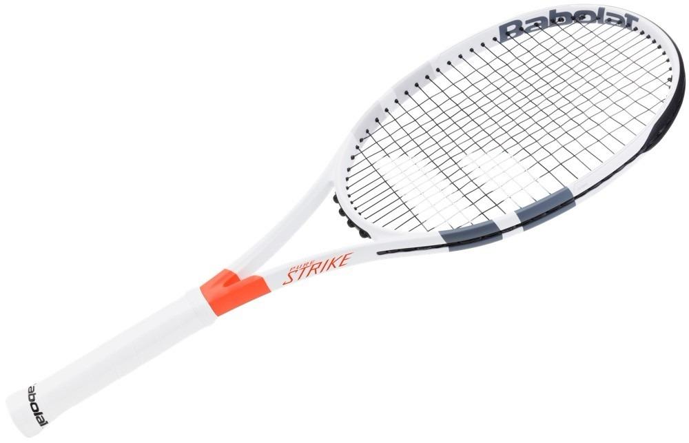 e8f4fd530 raquete babolat pure strike 100 grip 4 + packs de bola penn. Carregando  zoom.
