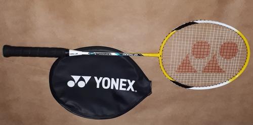 raquete bad minton yonex b-5000 original as fotos são raeis