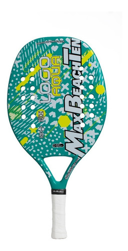raquete beach tennis mbt logo 2018