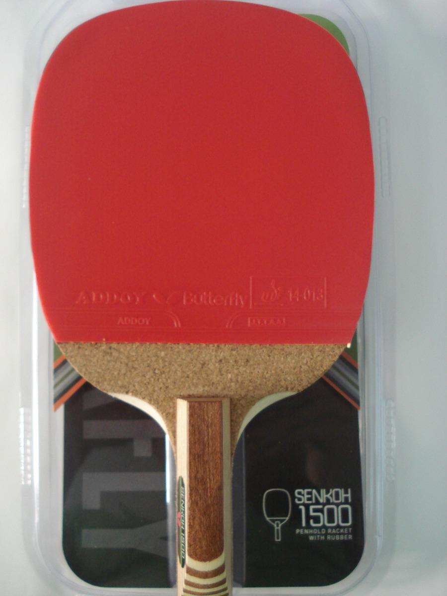 a28ccc4cf raquete buttefly biriba31 nova versao senkoh tenis de mesa. Carregando zoom.