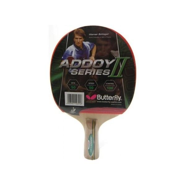 a8d5a5a8c Raquete Butterfly Addoy A2 Caneta - Prof. Do Esporte - R  129