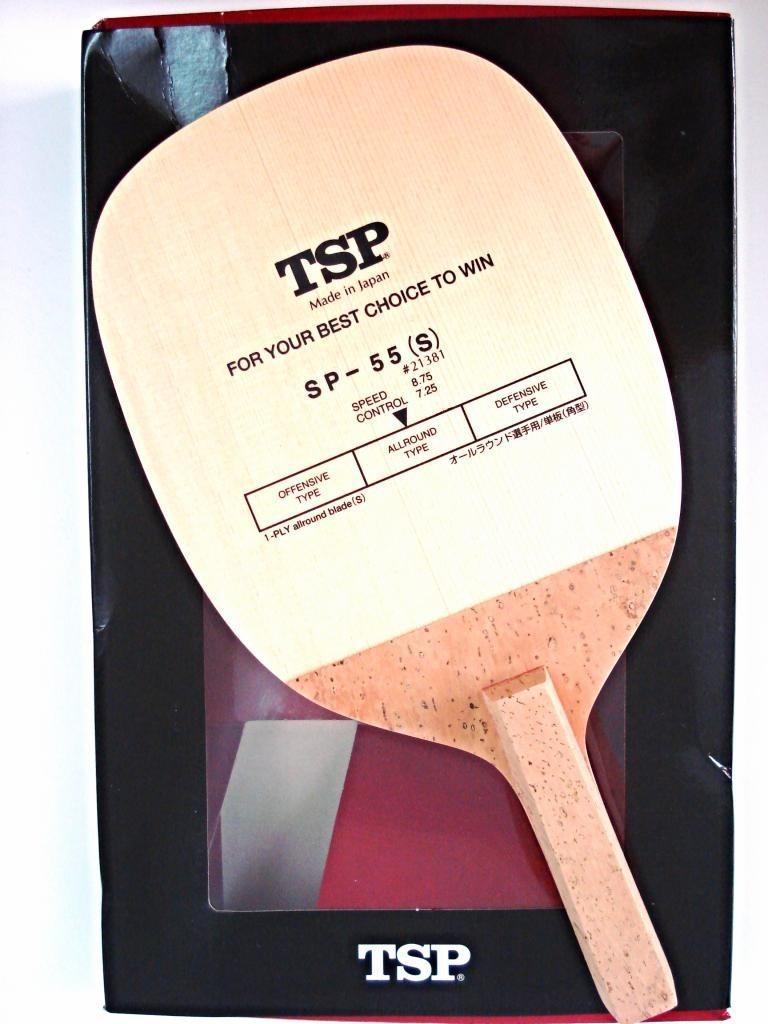 be554a679 Raquete Caneta Tenis De Mesa Tsp 55 S Kiso Hinoki 9mm Japan - R  495 ...