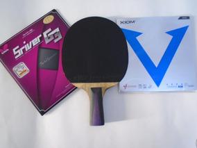 c062f37e7 Raquete Usada Tênis De Mesa - Raquetes em Tênis de Mesa