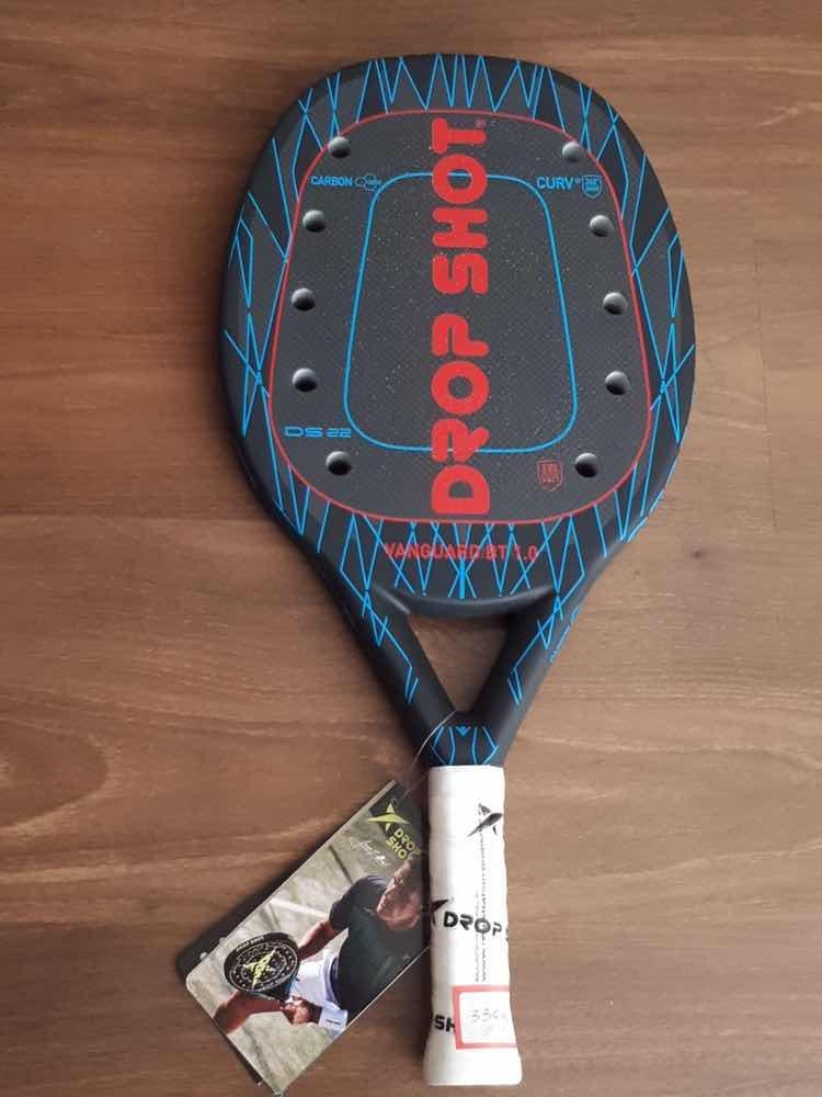 0eafee3f1 raquete de beach tennis drop shot vanguard - 2018. Carregando zoom.