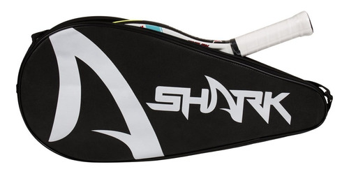 raquete de beach tennis shark ultra 50 - 2019 + bolas