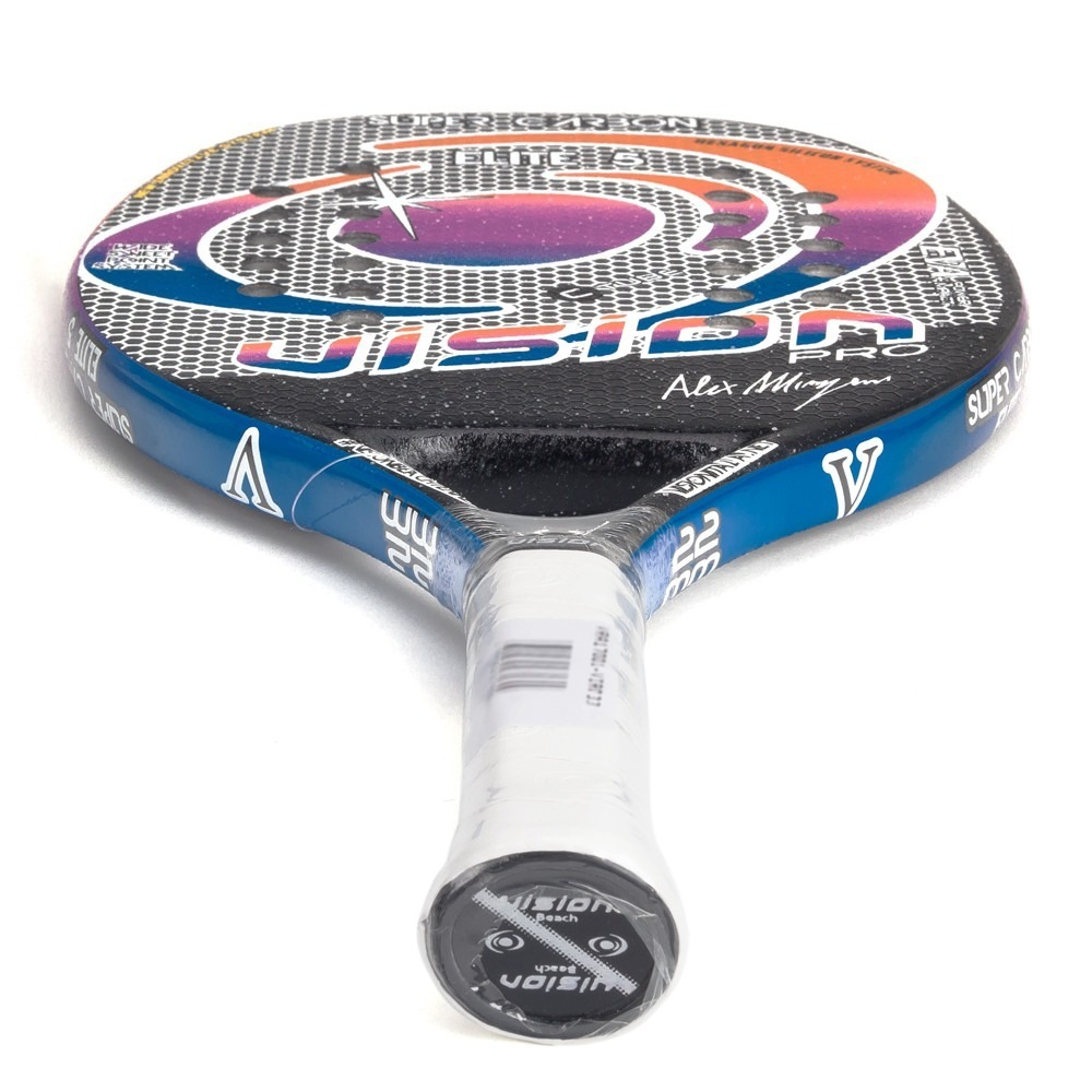 0dec37b4b80b9 raquete de beach tennis vision super carbon elite 5. Carregando zoom.