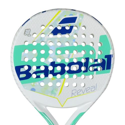 993251d2 Raquete De Padel Babolat Reveal Carbon Frame - R$ 648,88 em Mercado ...