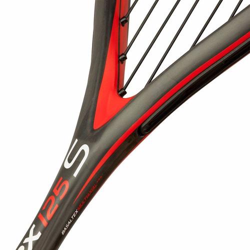 raquete de squash tecnifibre carboflex 125 s