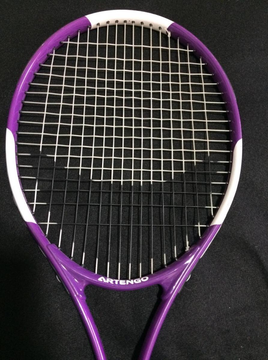 621b212b9 raquete de tenis artengo 700 - oxylane + capa. Carregando zoom.