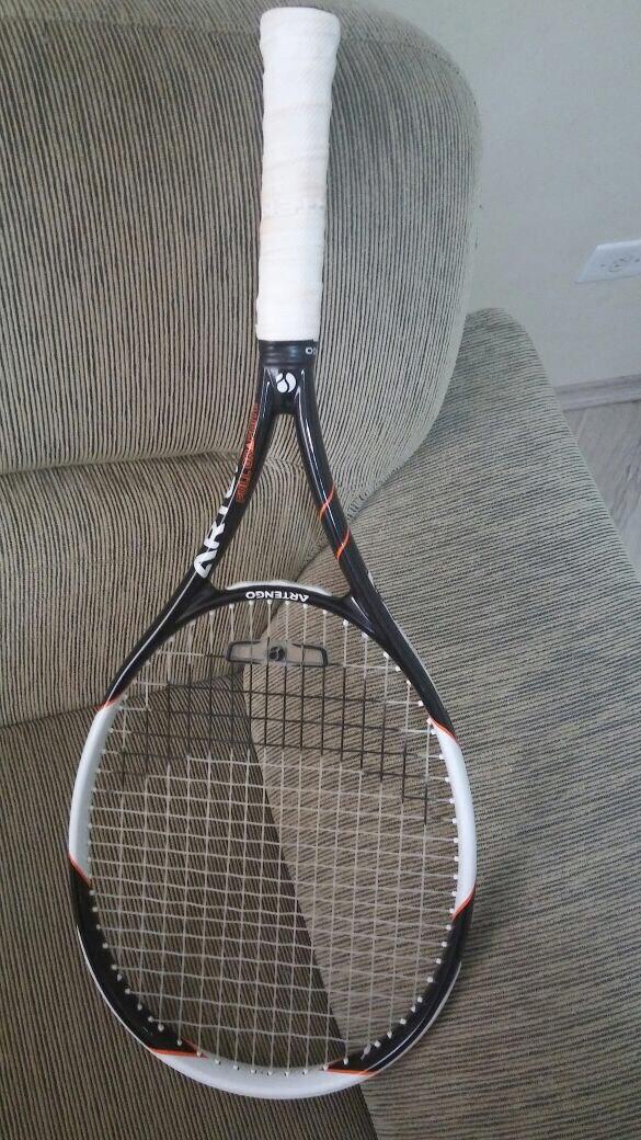 94f79333f raquete de tenis artengo tr 720 full graphite. Carregando zoom.