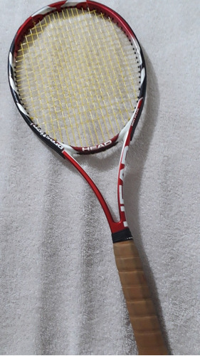 raquete de tenis head prestige (frete por minha conta)