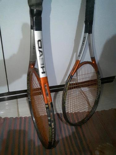 raquete de tenis herad
