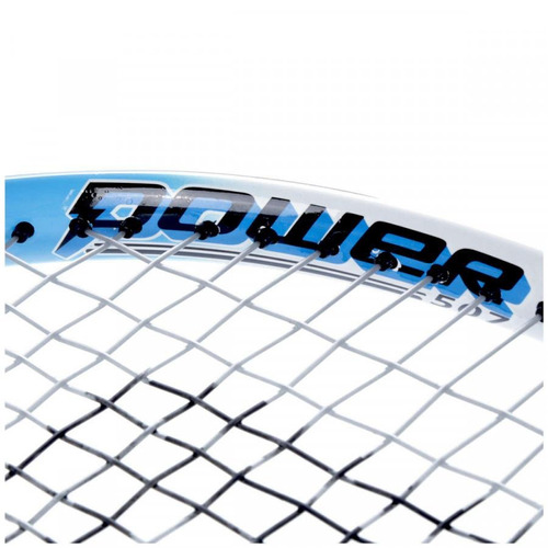 8ff20c3b927 Raquete De Tênis Adams Power 507 - Adulto - Cor Azul branco - R  119 ...