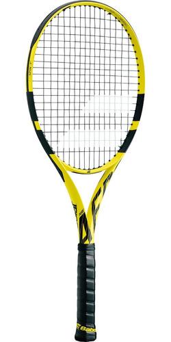 raquete de tênis babolat pure aero 2019 - new