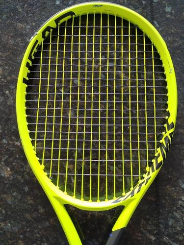 raquete de tênis head graphene extreme 360 mp