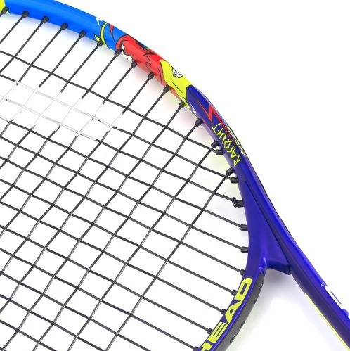 96b8a5400 Raquete De Tênis Head Infantil Novak 25 Em 12x Sem Juros - R  219