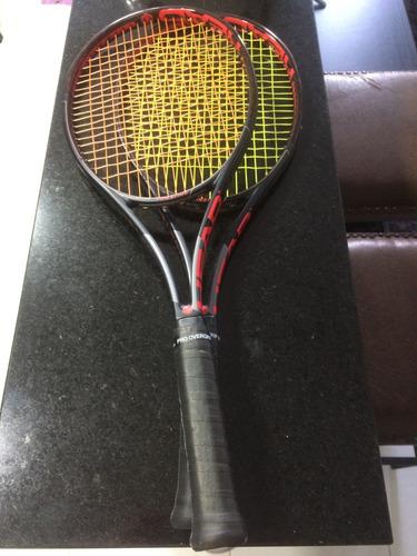 raquete de tênis head touch prestige mid