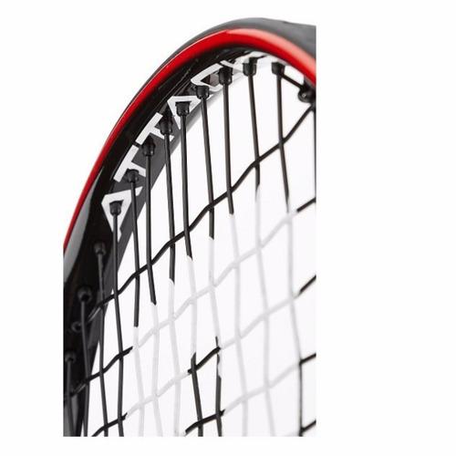 raquete de tênis prince infantil attack 21 nova