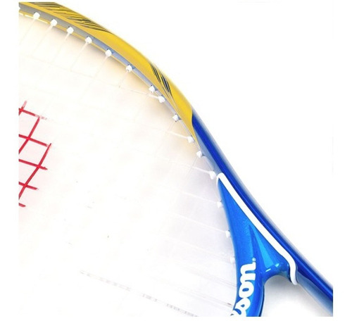 raquete de tênis us open infantil 25 wrt203300 wilson