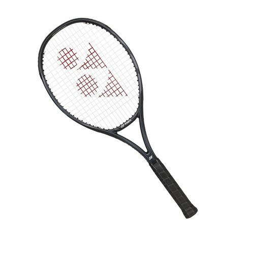 raquete de tênis vcore 100 16x19 300g preta  l3