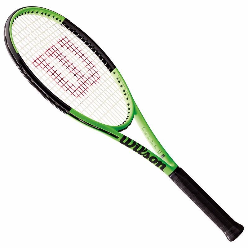 5957f6506 raquete de tênis wilson blade 98 - (18x20) countervail lime. Carregando  zoom.